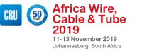 Industry leaders convene to focus on trade and productivity across Africa at the CRU Africa Wire, Cable & Tube Conference 2019