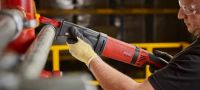RIDGID Introduces the RS-570 Reciprocating Saw