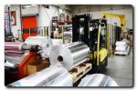 HYSTER® ELECTRIC TRUCKS KEEP HANDLING COSTS LOW IN METAL GOODS MANUFACTURING